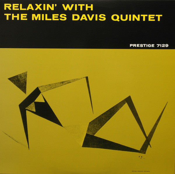 MILES DAVIS - Relaxin' With The Miles Davis Quintet cover