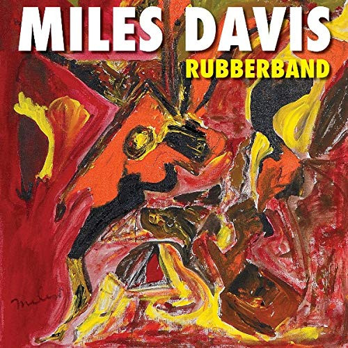 MILES DAVIS - Rubberband cover