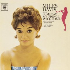 MILES DAVIS - Someday My Prince Will Come cover