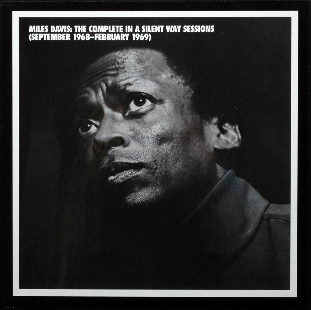 MILES DAVIS - The Complete in a Silent Way Sessions cover