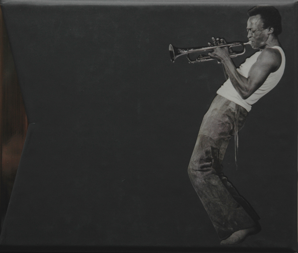 MILES DAVIS - The Complete Jack Johnson Sessions cover