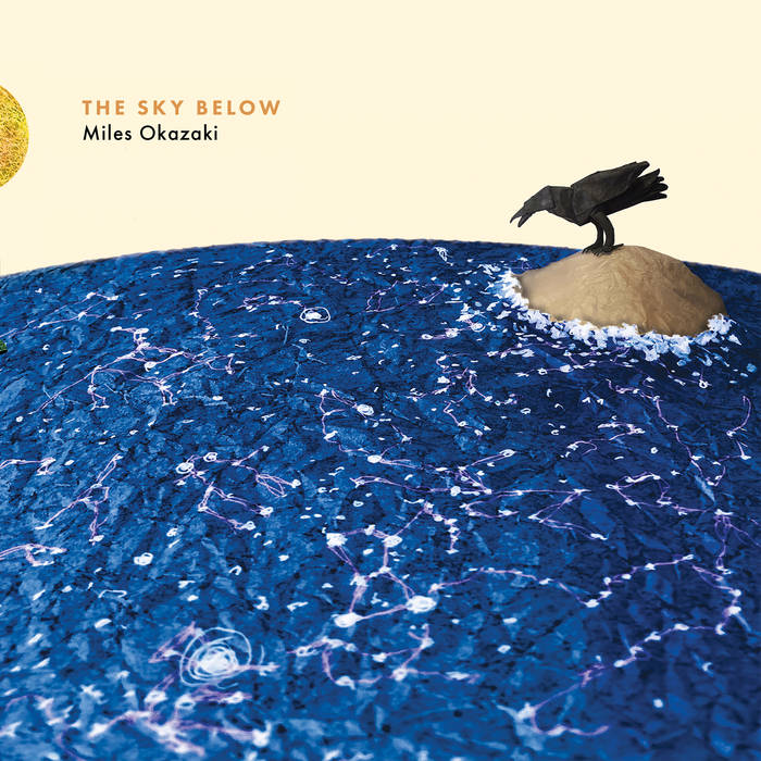 MILES OKAZAKI - The Sky Below cover