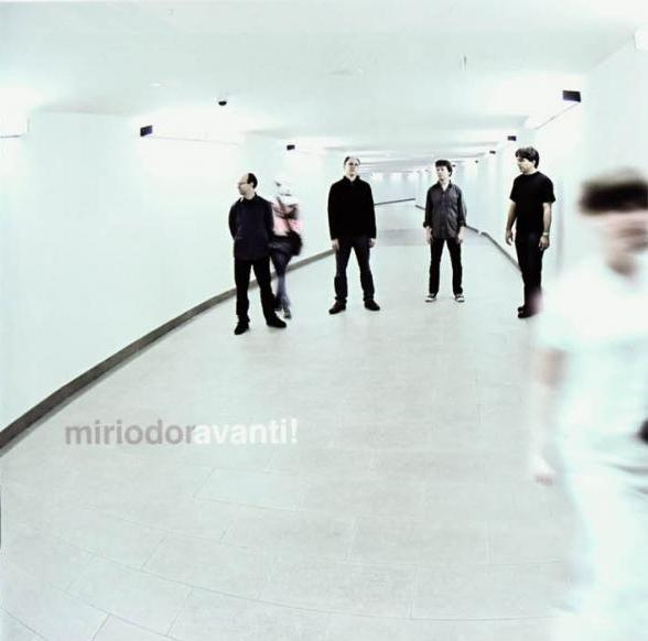 MIRIODOR - Avanti! cover