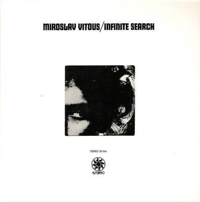 MIROSLAV VITOUS - Infinite Search (aka Mountain In The Clouds aka The Bass) cover
