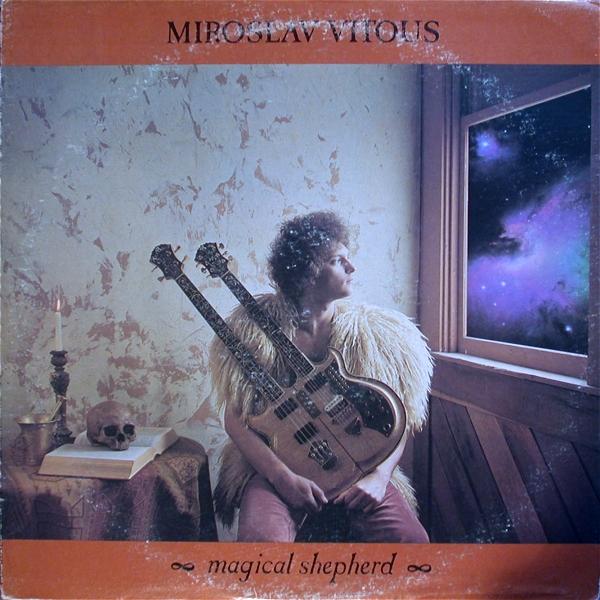 MIROSLAV VITOUS - Magical Shepherd cover