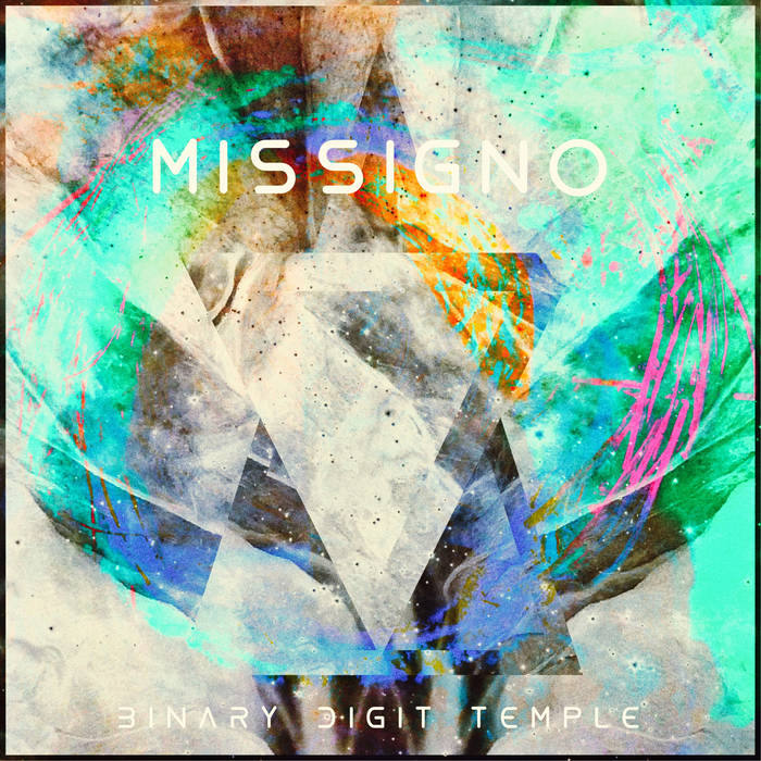 MISSIGNO - Binary Digit Temple cover