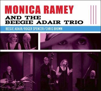 MONICA RAMEY - Monica Ramey and the Beegie Adair Trio cover