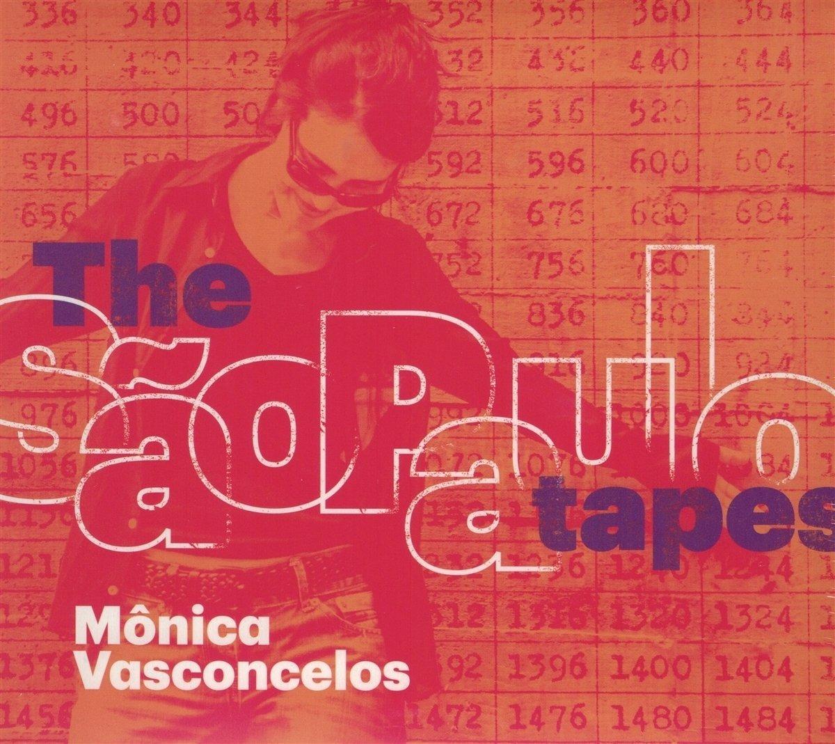 MÔNICA VASCONCELOS - The São Paulo Tapes cover
