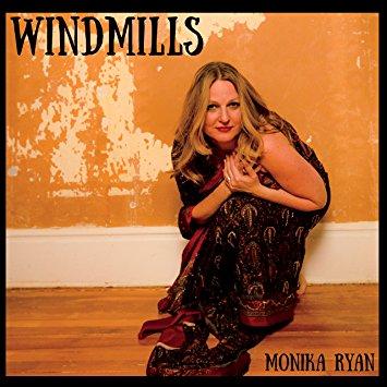 MONIKA RYAN - Windmills cover