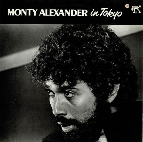 MONTY ALEXANDER - In Tokyo cover