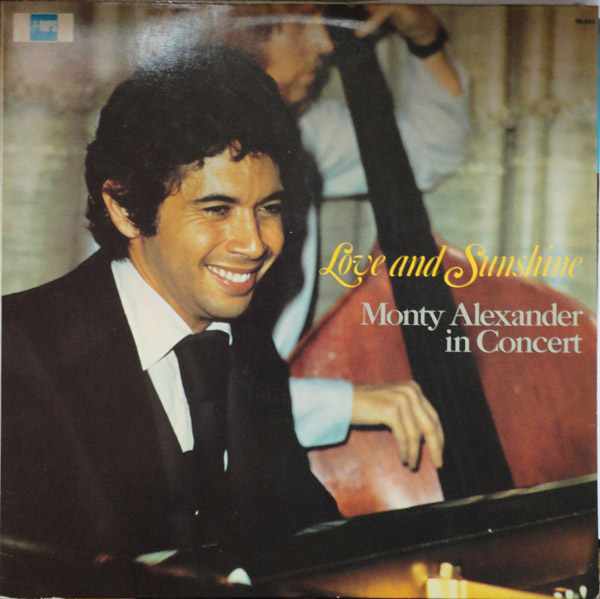 MONTY ALEXANDER - Love and Sunshine cover