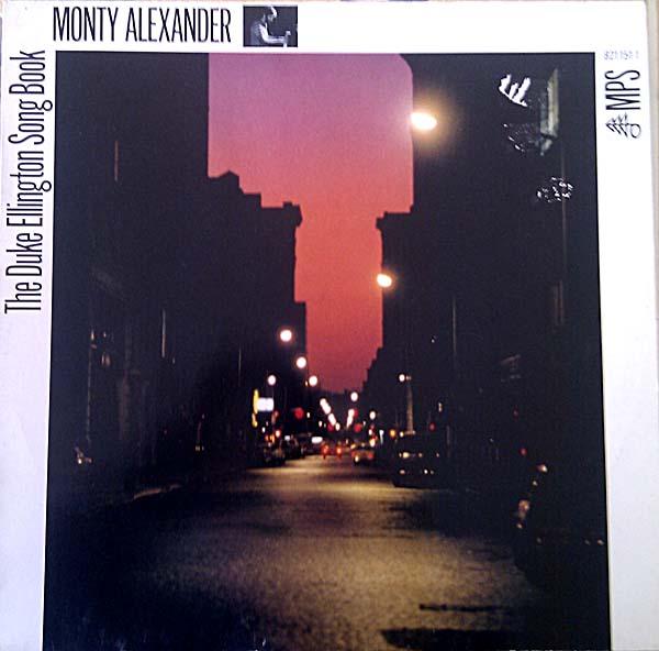 MONTY ALEXANDER - The Duke Ellington Songbook cover