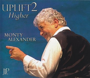 MONTY ALEXANDER - Uplift 2: Higher cover