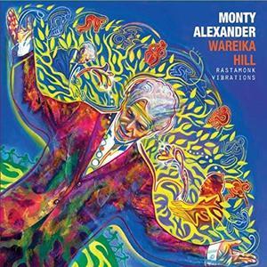 MONTY ALEXANDER - Wareika Hill Rastamonk Vibrations cover