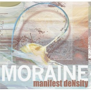 MORAINE - Manifest Density cover