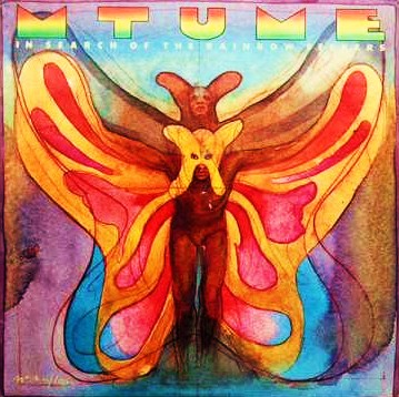 MTUME - In Search Of The Rainbow Seekers cover