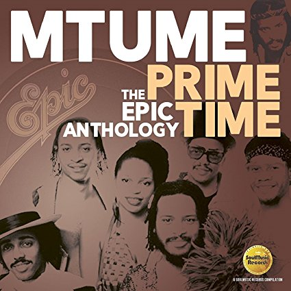 MTUME - Prime Time: The Epic Anthology cover