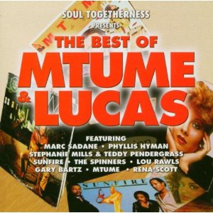 MTUME - The Best of Mtume and Lucas cover