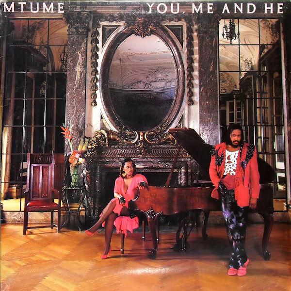 MTUME - You, Me And He cover