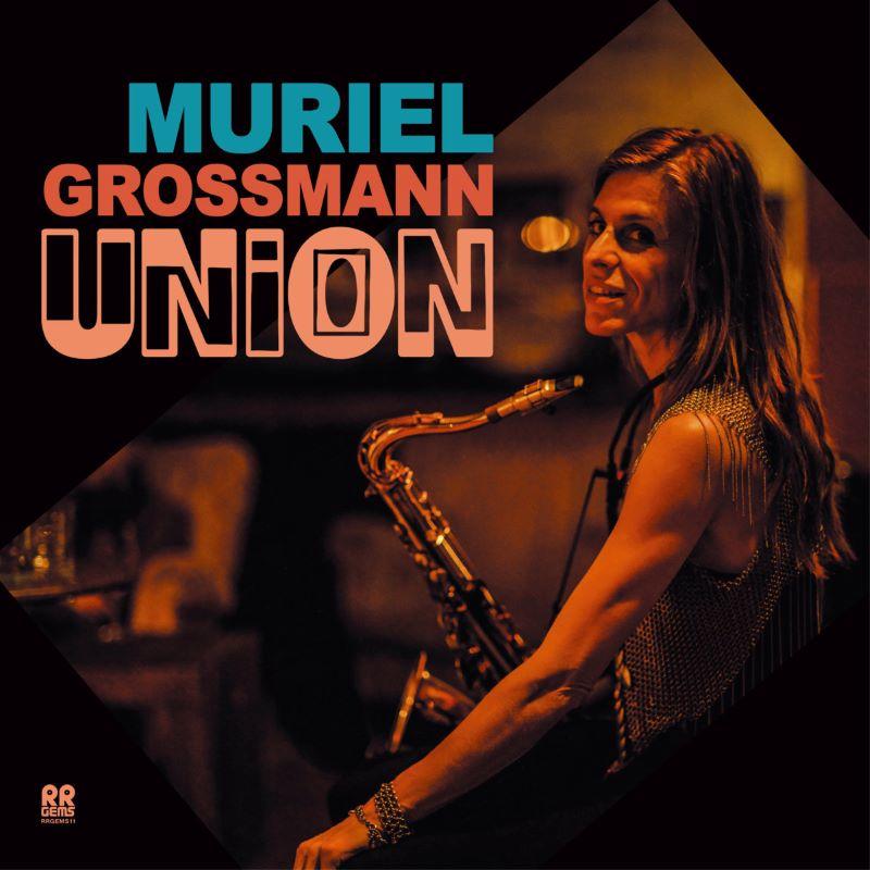 MURIEL GROSSMANN - Union cover