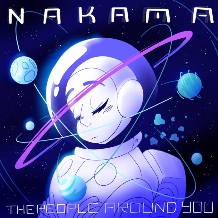 NAKAMA (US) - The People Around You cover