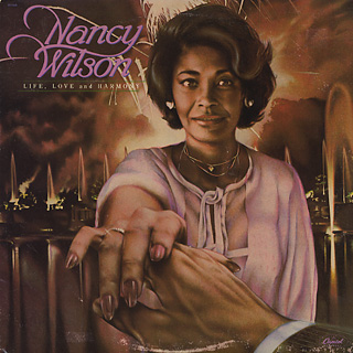 NANCY WILSON - Life, Love and Harmony cover