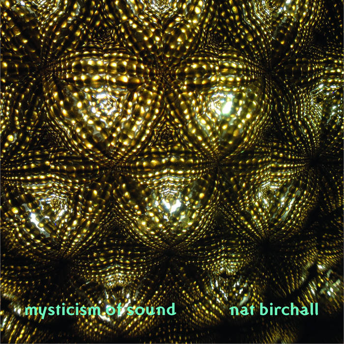 NAT BIRCHALL - Mysticism Of Sound cover