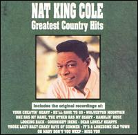 NAT KING COLE - Greatest Country Hits cover