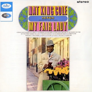 NAT KING COLE - Nat King Cole Sings My Fair Lady cover