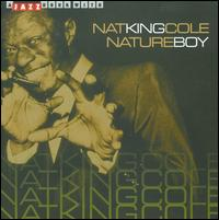 NAT KING COLE - Nature Boy cover