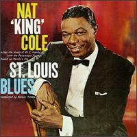 NAT KING COLE - St. Louis Blues cover