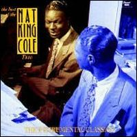 NAT KING COLE - The Best of the Nat King Cole Trio cover