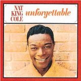 NAT KING COLE - Unforgettable cover