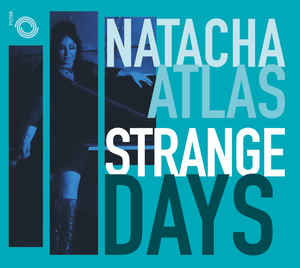 NATACHA ATLAS - Strange Days cover