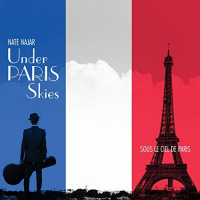 NATE NAJAR - Under Paris Skies cover