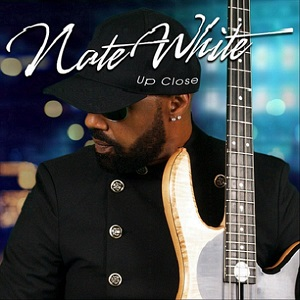 NATE WHITE - Up Close cover