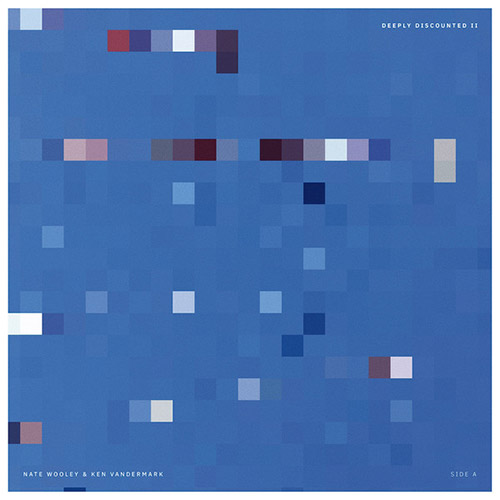 NATE WOOLEY - Ken  Vandermark / Nate Wooley : Deeply Discounted II / Sequences Of Snow cover