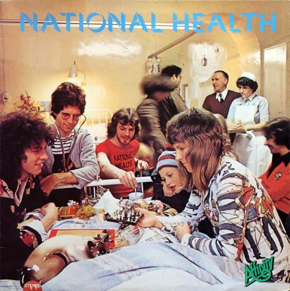 NATIONAL HEALTH - National Health cover
