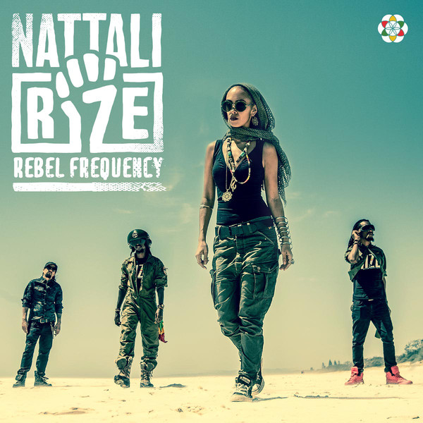 NATTALI RIZE - Rebel Frequency cover
