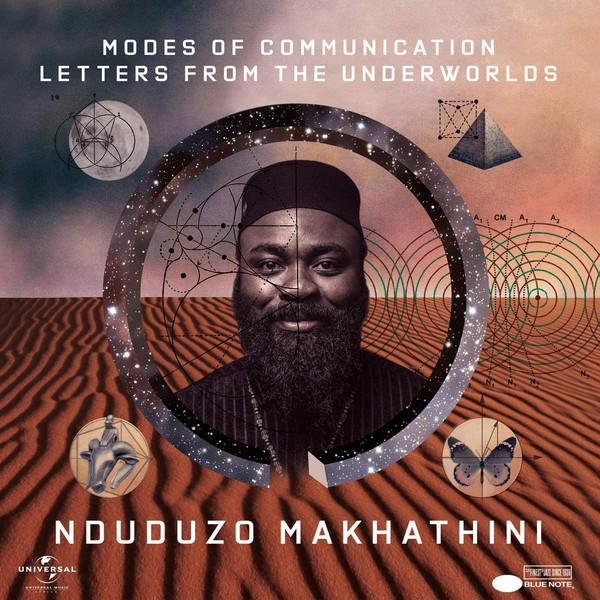 NDUDUZO MAKHATHINI - Modes Of Communication : Letters From The Underworlds cover
