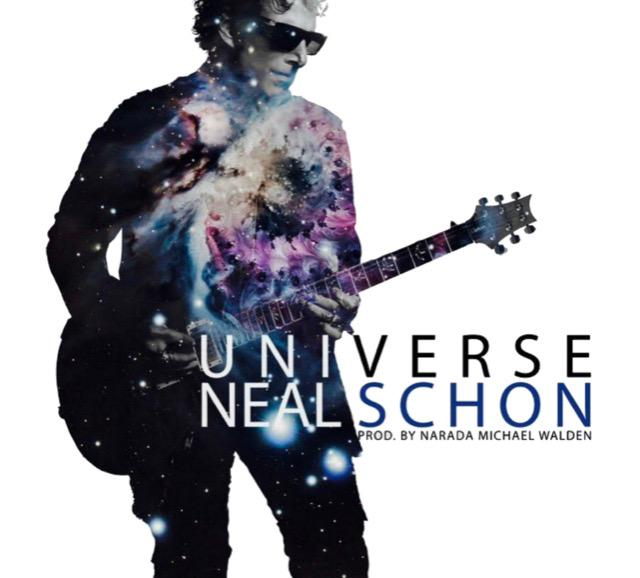NEAL SCHON - Universe cover
