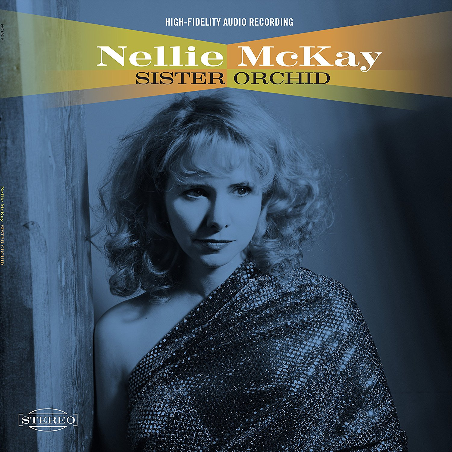 NELLIE MCKAY - Sister Orchid cover
