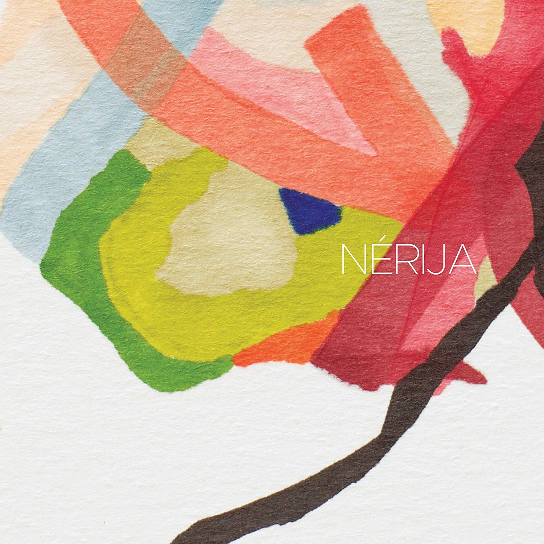 NÉRIJA - Blume cover