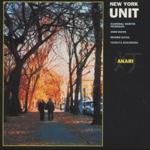 NEW YORK UNIT - Akari cover