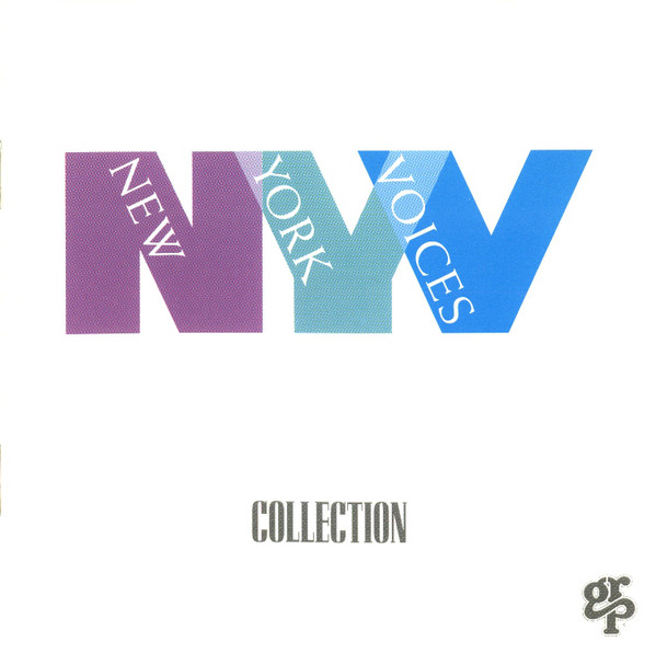 NEW YORK VOICES - Collection cover