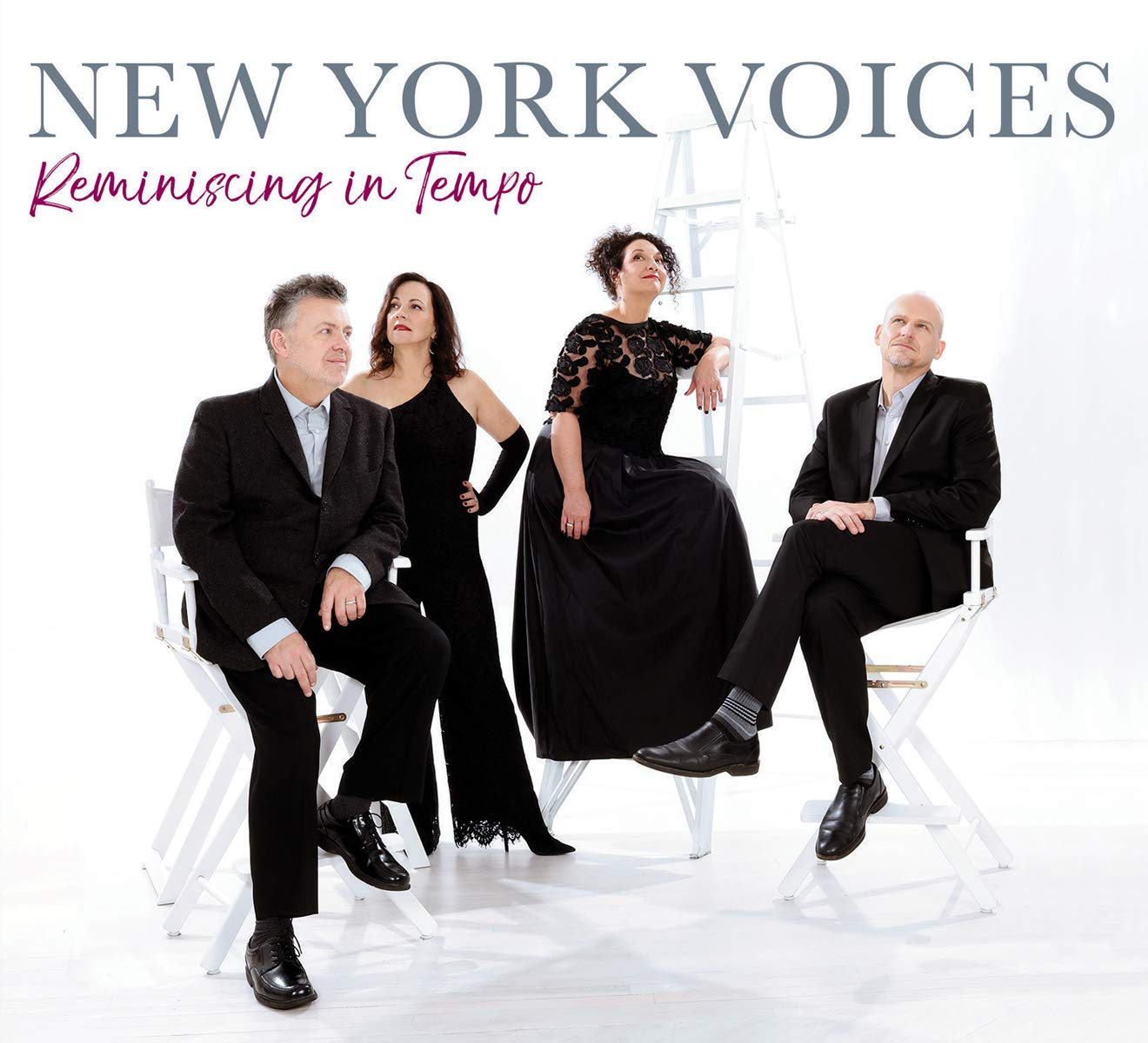 NEW YORK VOICES - Reminiscing In Time cover