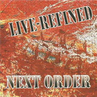 NEXT ORDER - Live - Refined cover