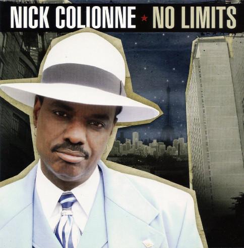 NICK COLIONNE - No Limits cover