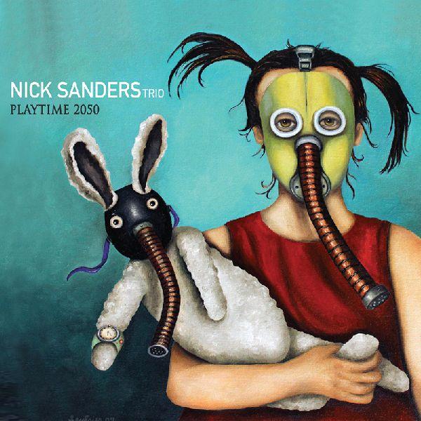 NICK SANDERS - Playtime 2050 cover