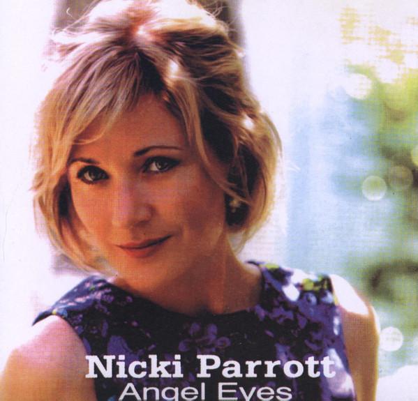 NICKI PARROTT - Angel Eyes cover
